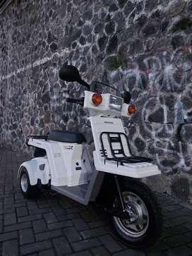 Honda gyro x  monkey gorila