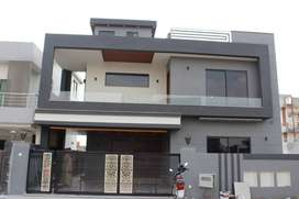11 Marla Brand New Luxury House in Sector-H Bahria Town Phase8
