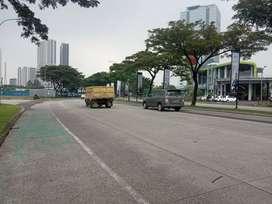 Kavling di Jln Jalur Sutera Boulevard Alam Sutera