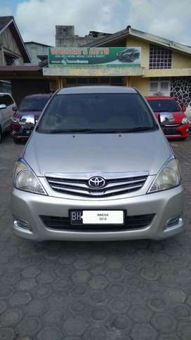 Toyota Innova G Bensin Manual th 2010