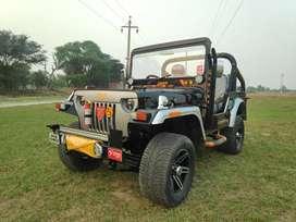Modify hunter Jeeps