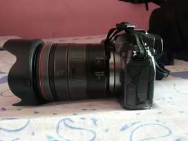 Brand new condition canon R  out of warenty tow bantery all acssery