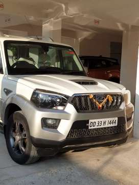Scorpio Adventure Special Edition with perfectly maintained.