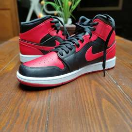 Air Jordan Mid Banned 100% authentic