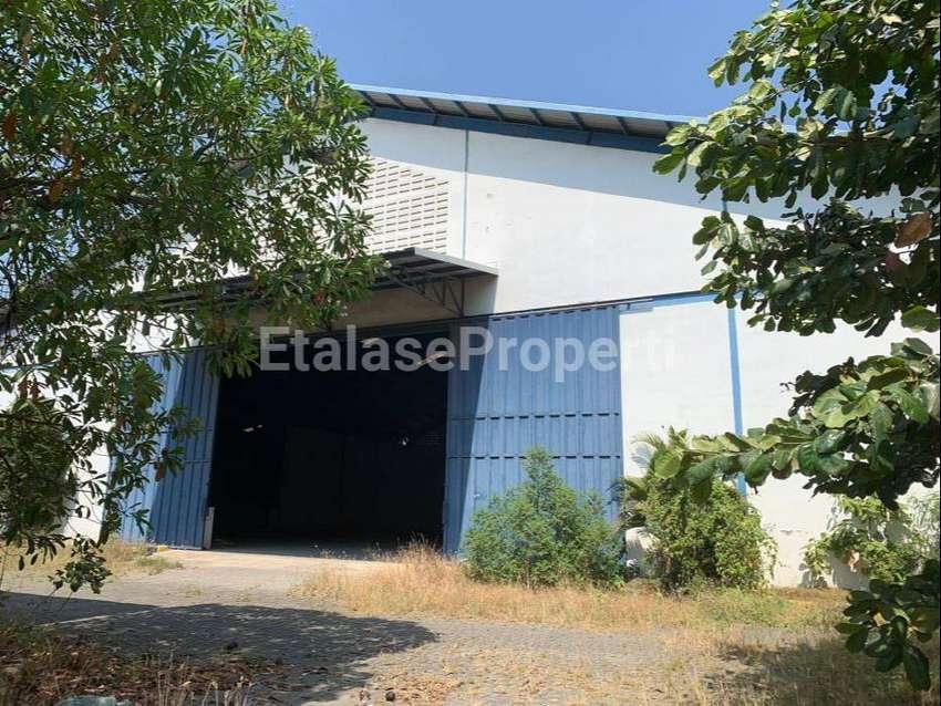 Disewakan Area Gudang/Pabrik 2.8ha For Rent Gresik Strategis