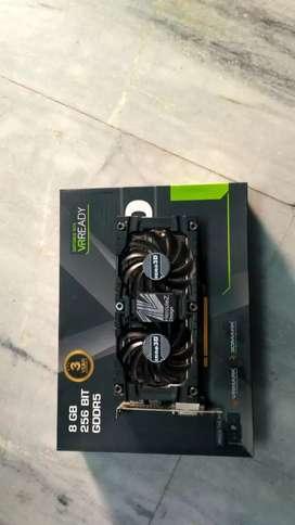 Nvidia GTX 1070 8gb Graphics card