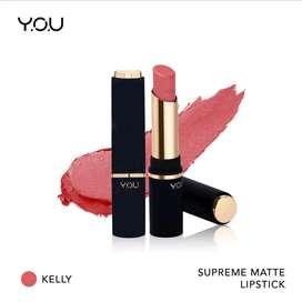 YOU Supreme Matte Lipstick  MURAH Harga sudah termasuk packing bubble