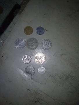 Uang kuno Zaman dulu
