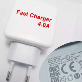 OPPO Branded fast phone charger adapter plug
