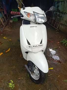 Well maintained activa (no bargain fixed price)