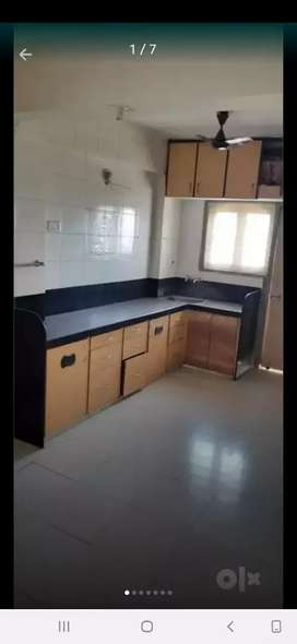 3bhk B/H CRUSTAL MALL with COUPBORD and MODULE KITCHEN