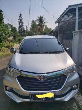Toyota Avanza G 1.3 MT Tahun 2017