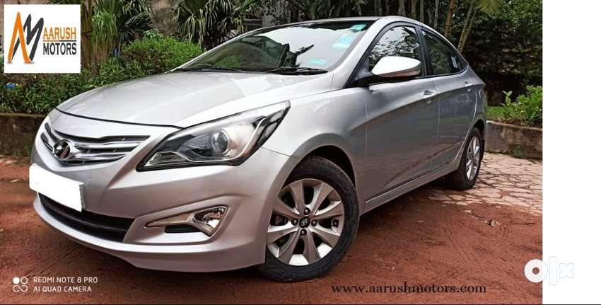 Hyundai Verna Fluidic 1.6 CRDi SX, 2015, Petrol 0