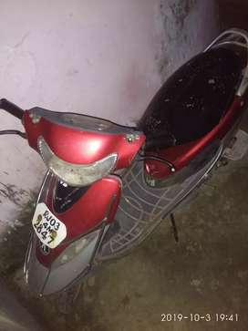 Scooty for sale in urgent