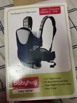 First blossom 3 in 1 Baby carrier
