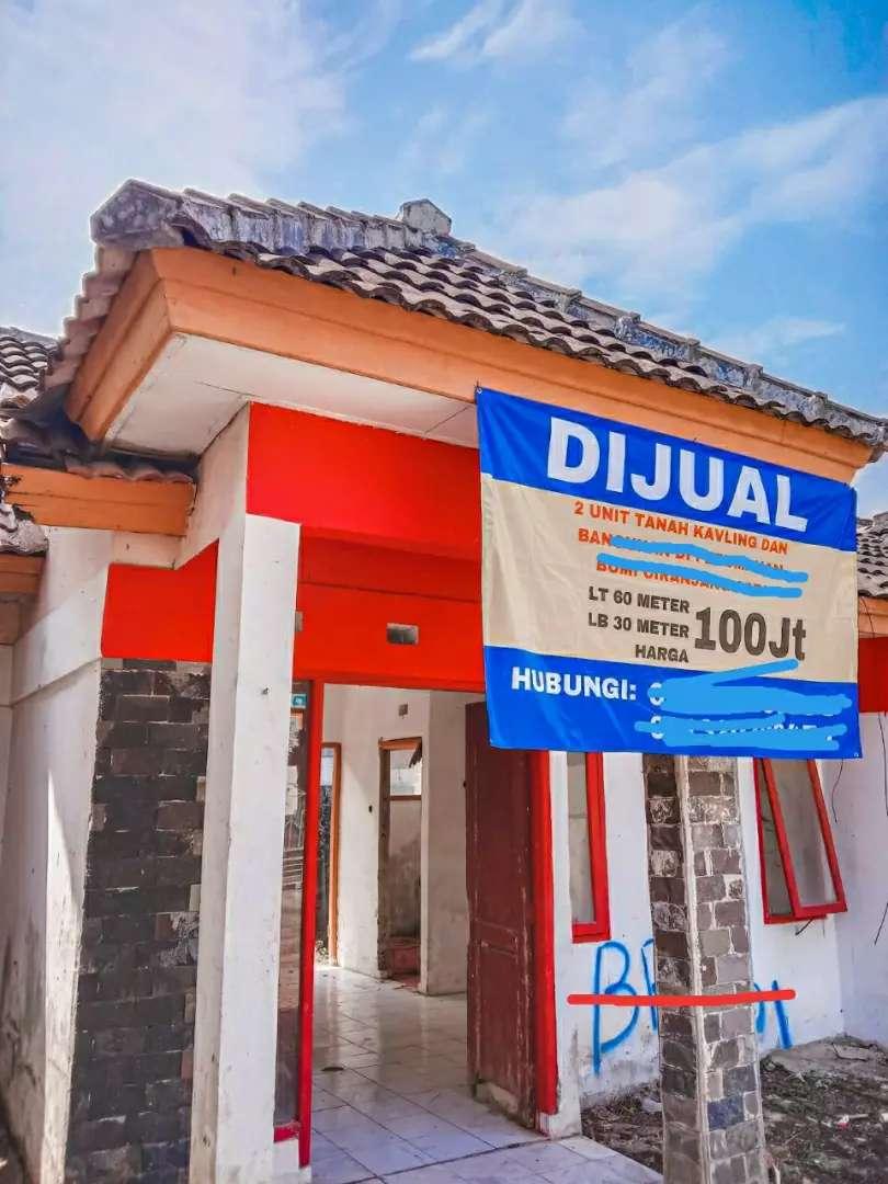 Rmh super murah 100 jtan strategis di jl propinsi di Ciranjang Cianjur