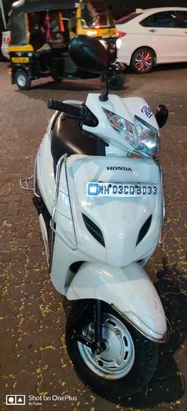 Well maintained acgiva 3g scooty for selling