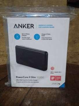 PROMO ! ANKER POWERBANK POWERCORE II SLIM 10000mAh !