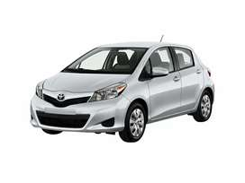 nowavailable toyota vitz 2020 on easy installment.