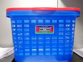 NAYASHA SHOPPING BASKET 100% VIRGIN