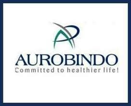Urgent requirement mail candidate Aurobindo Pharma
