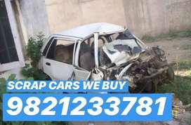 Vashi / SCRAP CARS BUYERS ALL TYPES OF UNUSED CARS