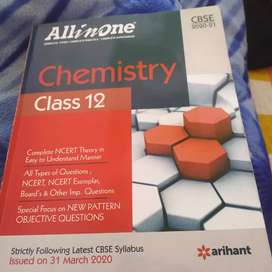 Chemistry all in one book