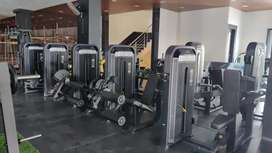 WHOLESALER AND DISTRIBUTOR OF LUXURY GYM EQUIPMENT