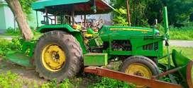 John Deere tractor dozer for rent or lease