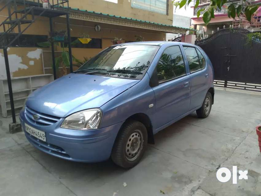 My car is Tata Indica V2 DLE, 2001 model. 0