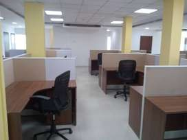 Furnished office 1344 sq ft furnished office