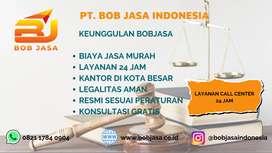 BOB JASA Pengurusan Pendirian PT NIB CV UD OSS NPWP Patent Merek Bogor