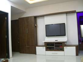 Beautiful 3 bhk full furnished Flat near Raiya Telephone Exchange