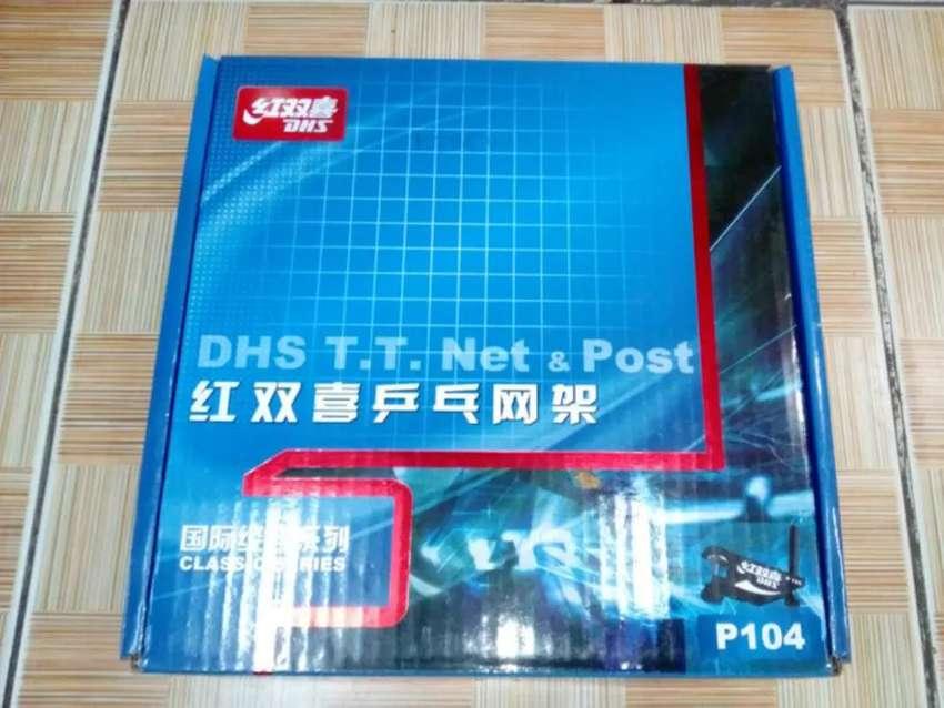 Tiang Net Pingpong/Tenis meja DHS 104 NET KAIN