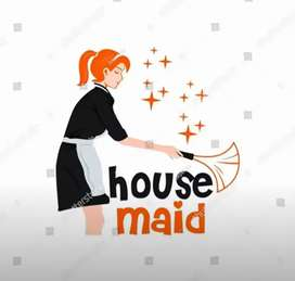I want maid in home