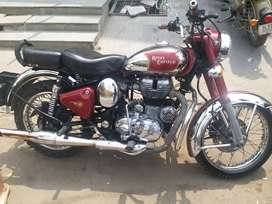 Chrome Well maintained classic chrome 500 efi 2nd ownership
