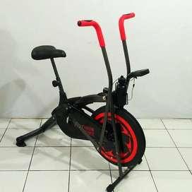 Platinum Bike Sepeda Statis 2 in 1 - Alat Olahraga Sepeda Fitnes Murah