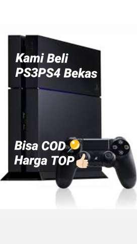 KAMI BELI PS3PS4 BEKAS ANDA