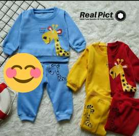 Sweater anak real pict