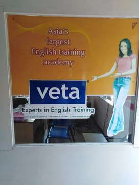 Veta dharwad Female Front office executive