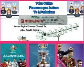 Kantor Pusat Garansi Resmi Pasang Baru Sinyal Antena Tv Siaran Bola.