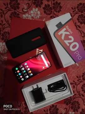 Redmi K20 Pro in great condition.