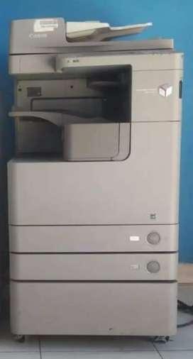Mesin Fotocopy Canon Ir Advance Medium Import