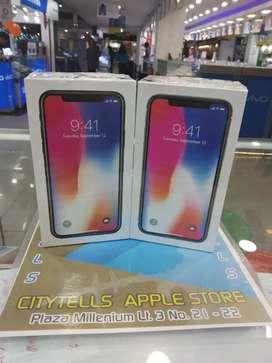 Apple Iphone X 256GB Gray New Super Promo