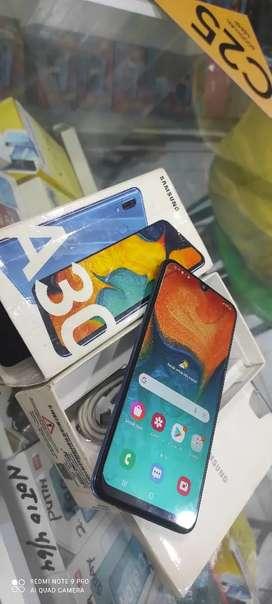Samsung A30 4/64 ex pemakaian pribadi