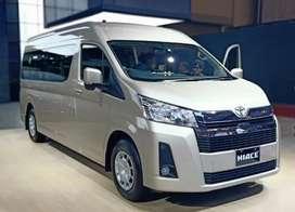 Toyota Hiace Premio 2.8 Diesel MT Luxury All New 2021 Facelift
