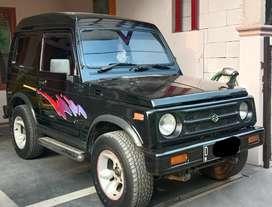 Katana GX 1994 full original.bisa tukar motor