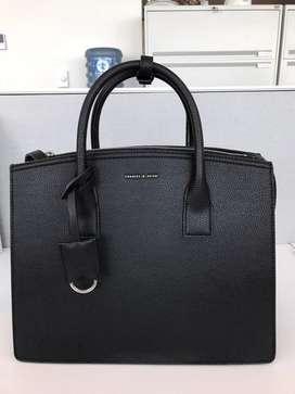 Charles & Keith Large Satchel Bag