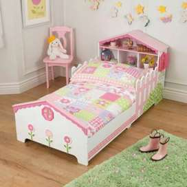 New kid bed for cute little child