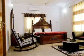 Fully Furnished Bungalow For Rent Short And Long time